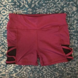 Pants - S/M Women's Yoga Shorts